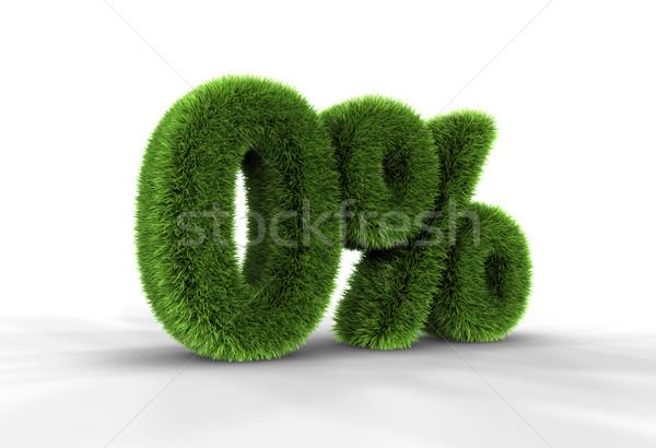 Grass Zero Percent Stock photo © ThreeArt