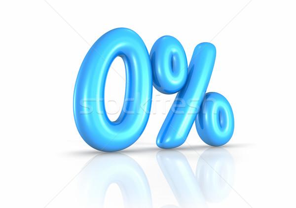 Balloon Zero Percent Stock photo © ThreeArt