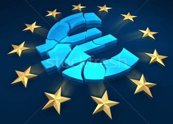 Eurozone Stock photo © ThreeArt