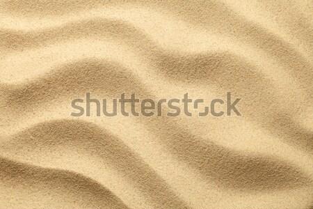 песок текстуры лет копия пространства Top мнение Сток-фото © ThreeArt