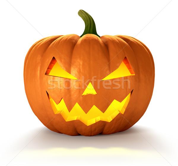 Halloween Pumpkin Stock photo © ThreeArt
