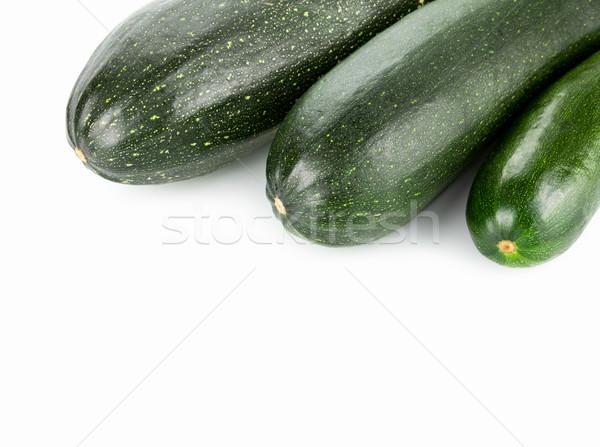 Three Courgettes Stock photo © ThreeArt