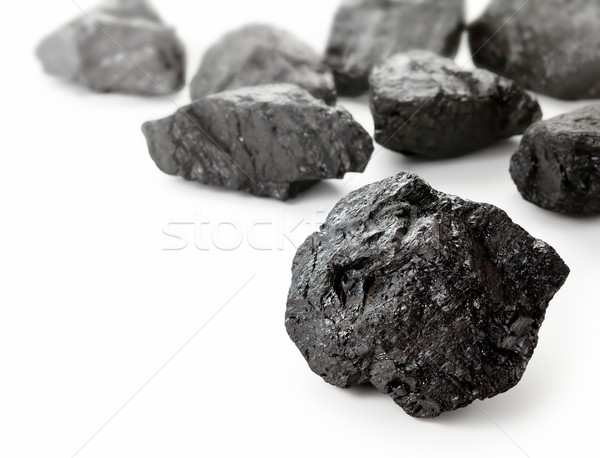 Coal Lumps Stock photo © ThreeArt