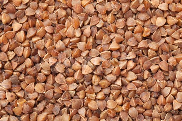 Buckwheat Seeds Background Stock photo © ThreeArt