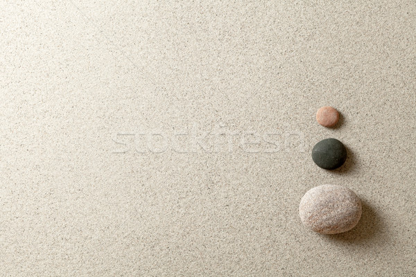 Zen stones Stock photo © ThreeArt