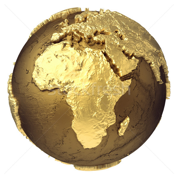 Gold Globe Africa