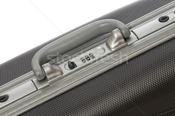 used suitcase detail Stock photo © tiero