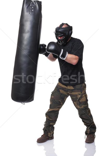 self defence training Stock photo © tiero