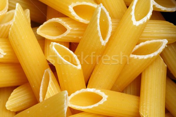 pasta background Stock photo © tiero