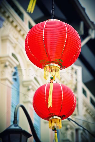 chinatown Stock photo © tiero