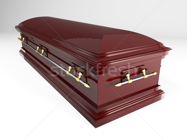 coffin Stock photo © tiero