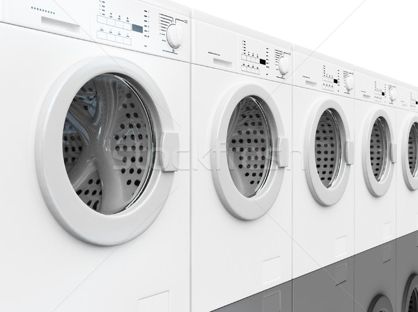 washing machine Stock photo © tiero