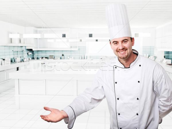 my kitchen Stock photo © tiero