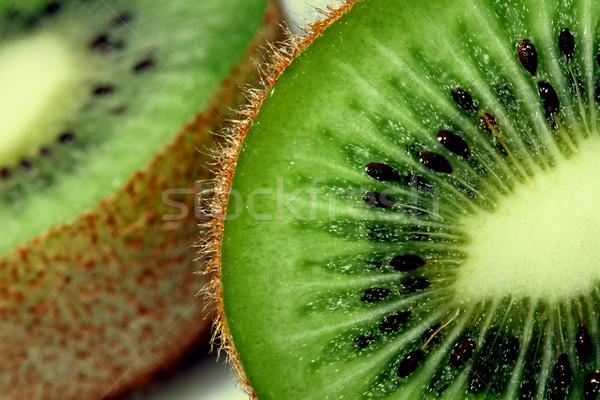 kiwi background Stock photo © tiero