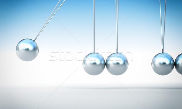 miss a ball Stock photo © tiero