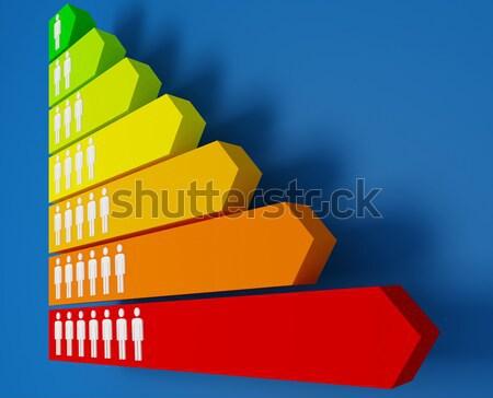 energy label  Stock photo © tiero