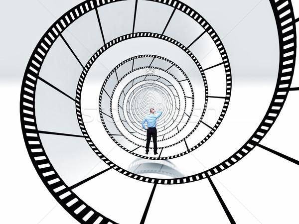 understand movie Stock photo © tiero