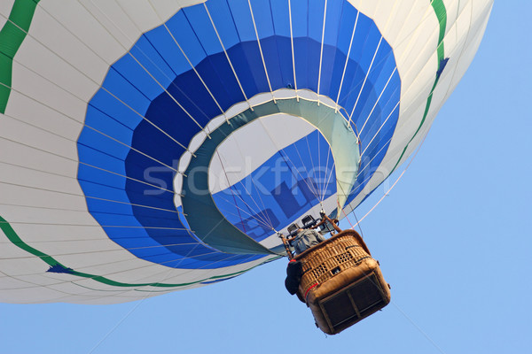 hot air balloon Stock photo © tiero
