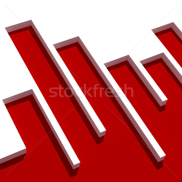 financial stat Stock photo © tiero