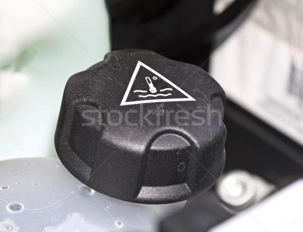 подробность двигатель воды место современных автомобилей Сток-фото © tiero
