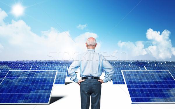 new energy Stock photo © tiero