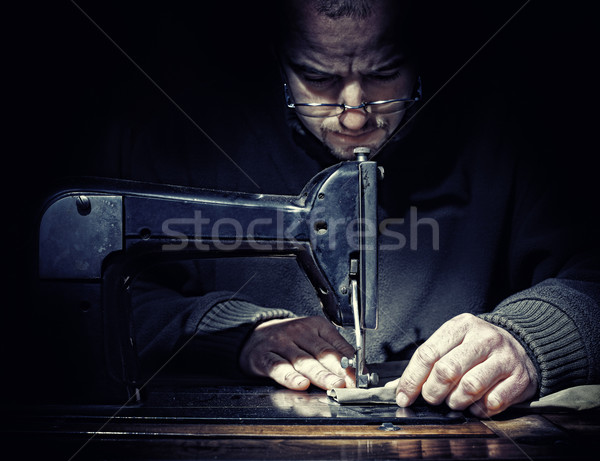 ancient job Stock photo © tiero