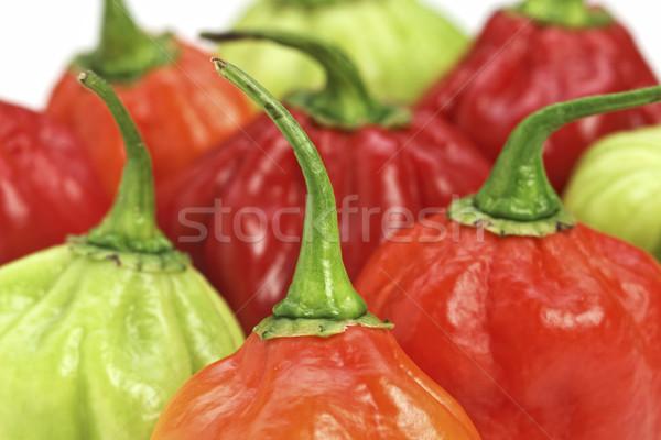 pepper closeup Stock photo © tiero