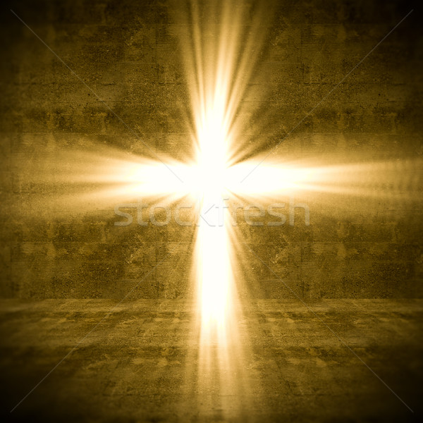 cross light Stock photo © tiero