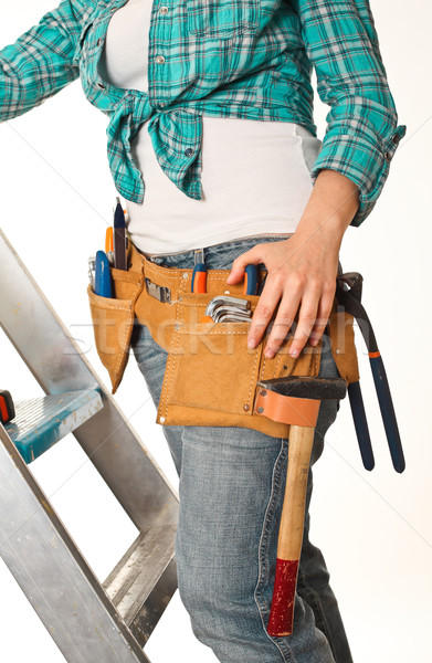 carpenter detail Stock photo © tiero