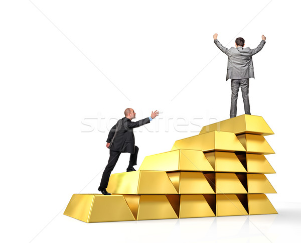 be rich Stock photo © tiero