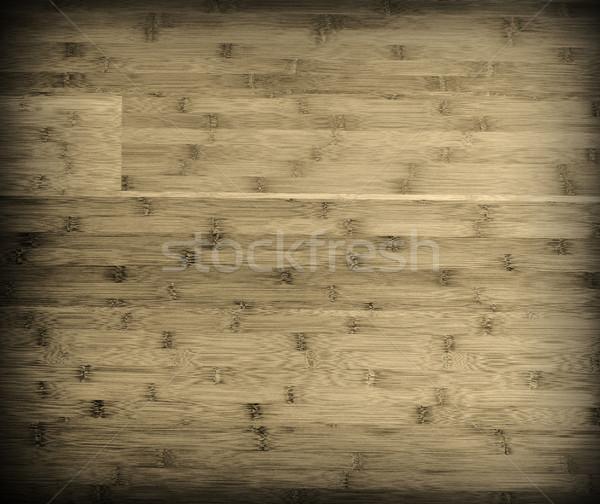 Hout grunge textuur afbeelding bamboe abstract natuur Stockfoto © tiero