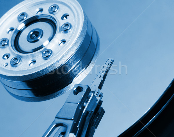 hard disk Stock photo © tiero