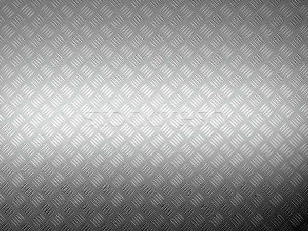 metal diamont plate Stock photo © tiero