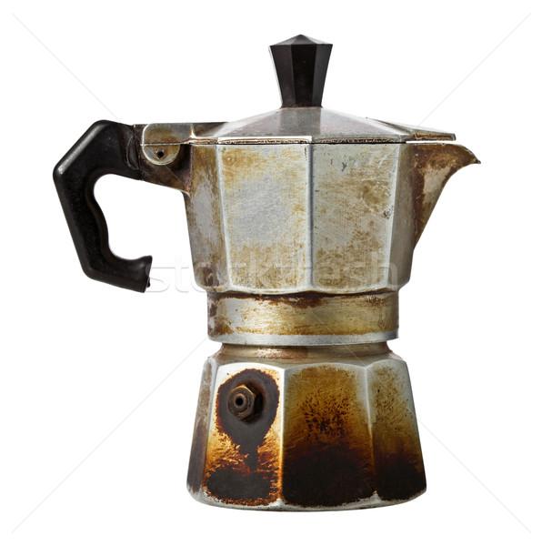 coffee maker Stock photo © tiero