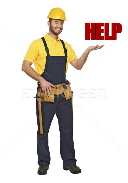 can I help you Stock photo © tiero