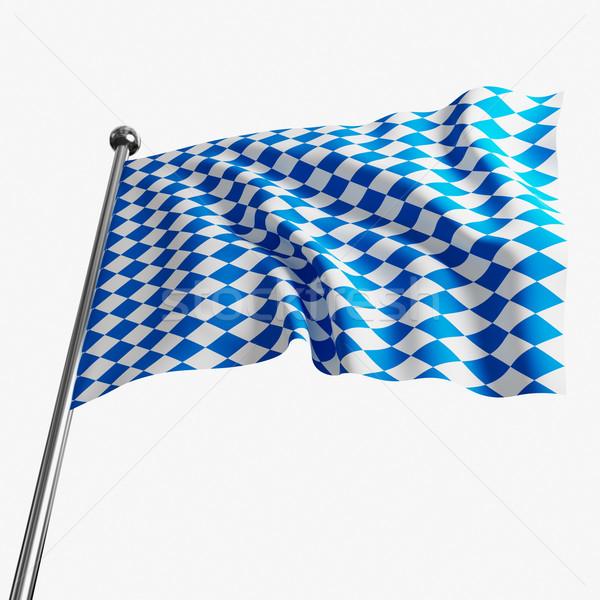 bavaria flag Stock photo © tiero