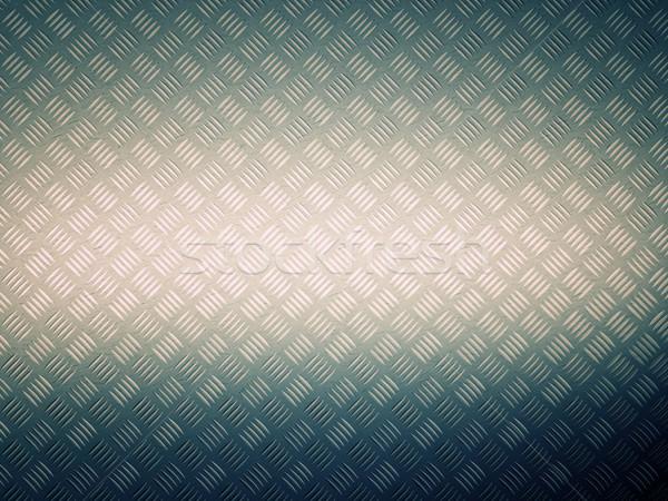 metal plate Stock photo © tiero