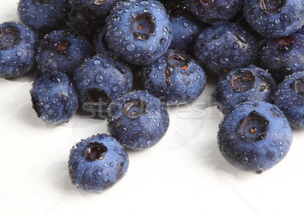 blueberry detail  background Stock photo © tiero
