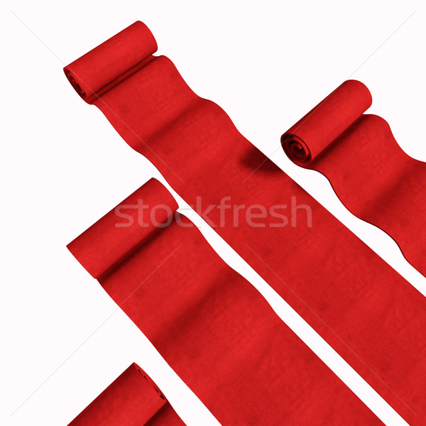 red carpets background Stock photo © tiero
