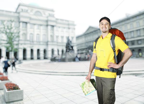 traveller Stock photo © tiero