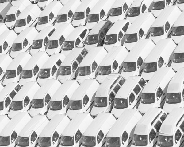 cars background Stock photo © tiero