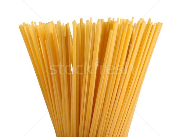 pasta isolated on white Stock photo © tiero