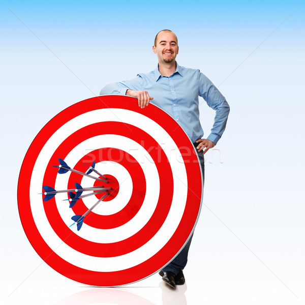 my target Stock photo © tiero