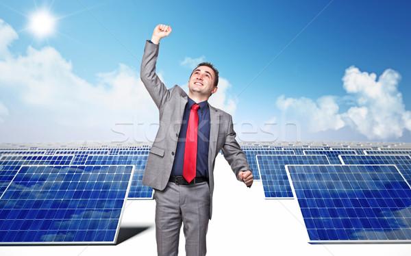 solar power Stock photo © tiero