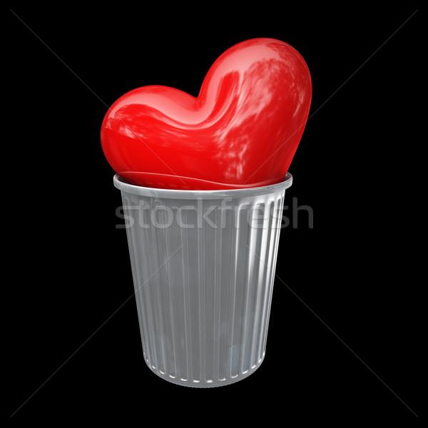 missed love Stock photo © tiero