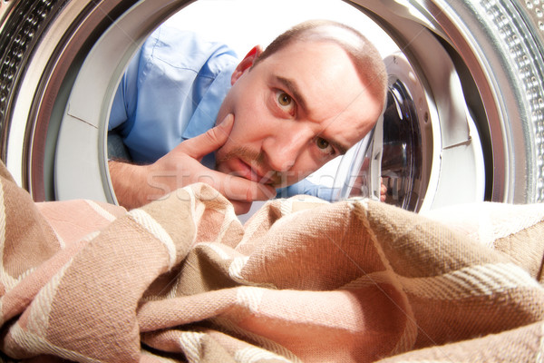 use my washing machine Stock photo © tiero