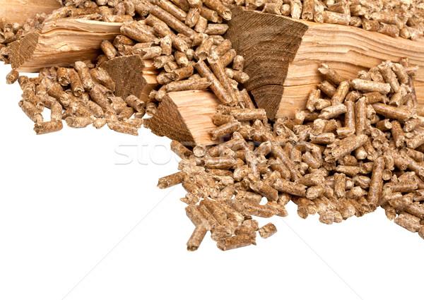 木材 クローズアップ 画像 エネルギー 電源 難 ストックフォト © tiero