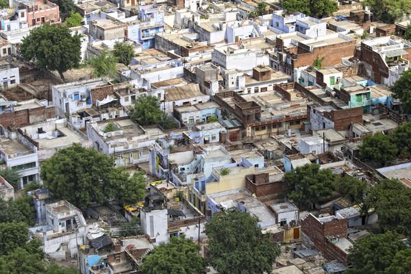 Índia edifício imagem viajar arquitetura indiano Foto stock © tiero