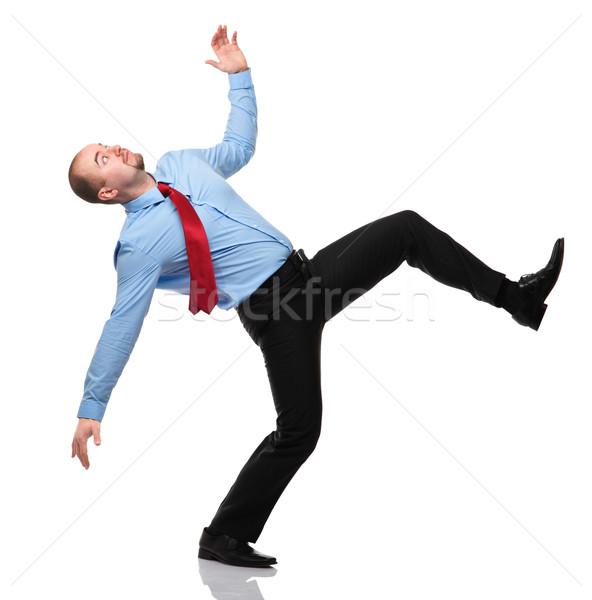 be an acrobat Stock photo © tiero