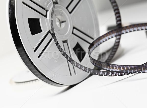 8mm film görüntü klasik film Stok fotoğraf © tiero